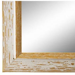 Spiegel Wandspiegel Beige Gold Modern Holz Catanzaro 3, 9 - NEU alle Größen