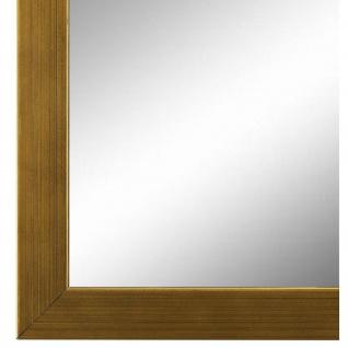 Wandspiegel Spiegel Gold Modern Holz Como 2, 0 - NEU alle Größen