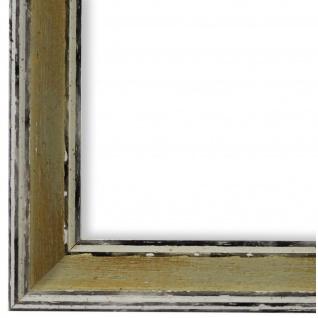 Bilderrahmen Grau Braun Vintage Retro Holz Lucca 3, 0 - NEU alle Größen