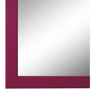 Wandspiegel Spiegel Lila Modern Holz Asti 1, 7 - NEU alle Größen