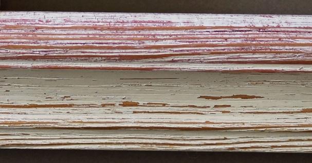 Flurspiegel Beige Rot Bari Antik Barock 4, 2 - NEU alle Größen - Vorschau 5