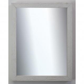 Ganzkörperspiegel Weiss Rimini Shabby Landhaus 3, 0 - NEU alle Größen