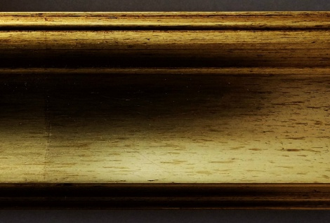 Bilderrahmen Gold Antik Barock Fotorahmen Urkunden Rahmen Holz Vintage Acta 6, 8 - Vorschau 3