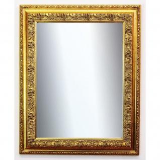 Spiegel Gold Barock Antik Modern Wandspiegel Badspiegel Rom 6, 5 alle Größen
