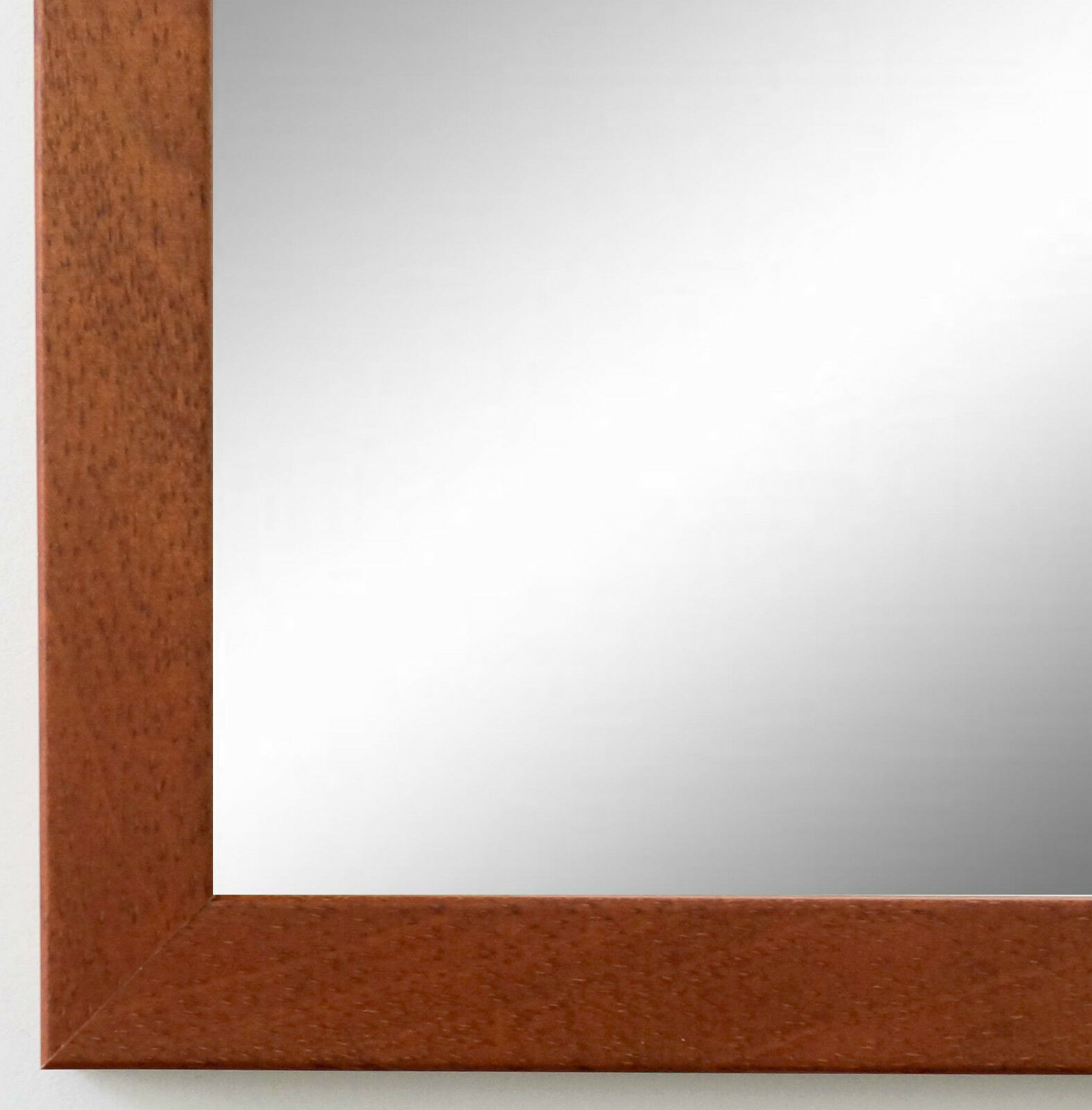 Spiegel Wandspiegel Badspiegel Flur Garderobe Landhaus Neapel Ocker