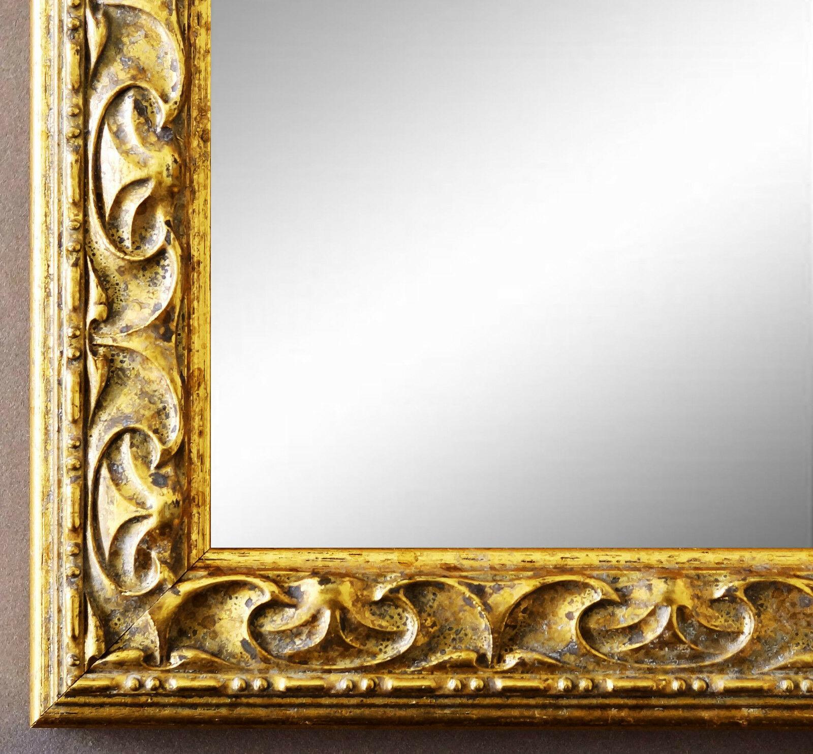 Barock wandspiegel cheap spiegel nach ma barock spiegel - Schwarzer barock spiegel ...