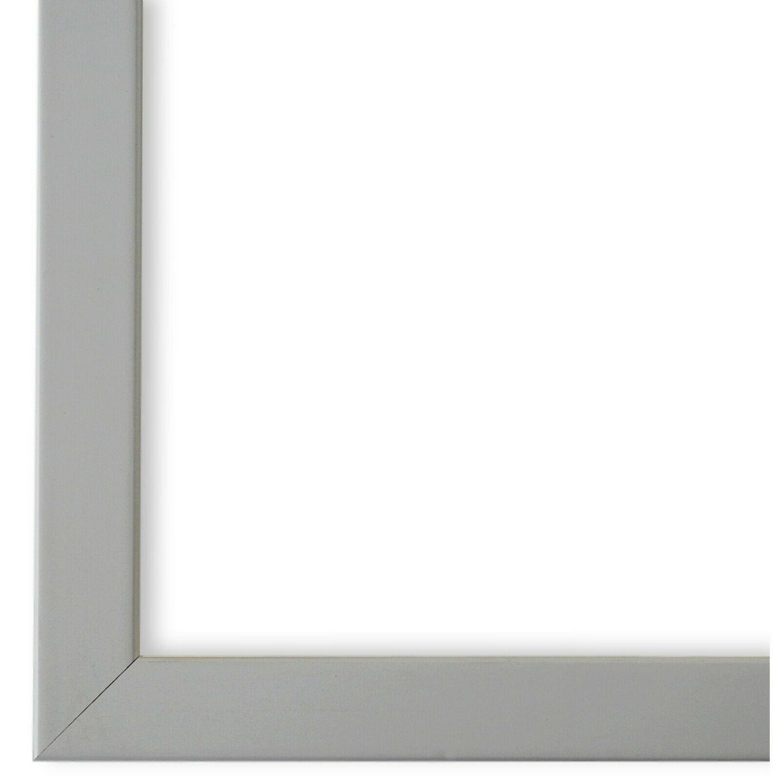 Bilderrahmen Weiss Holz Asti 1,7-10x15 13x18 15x20 18x24 20x20 20x30