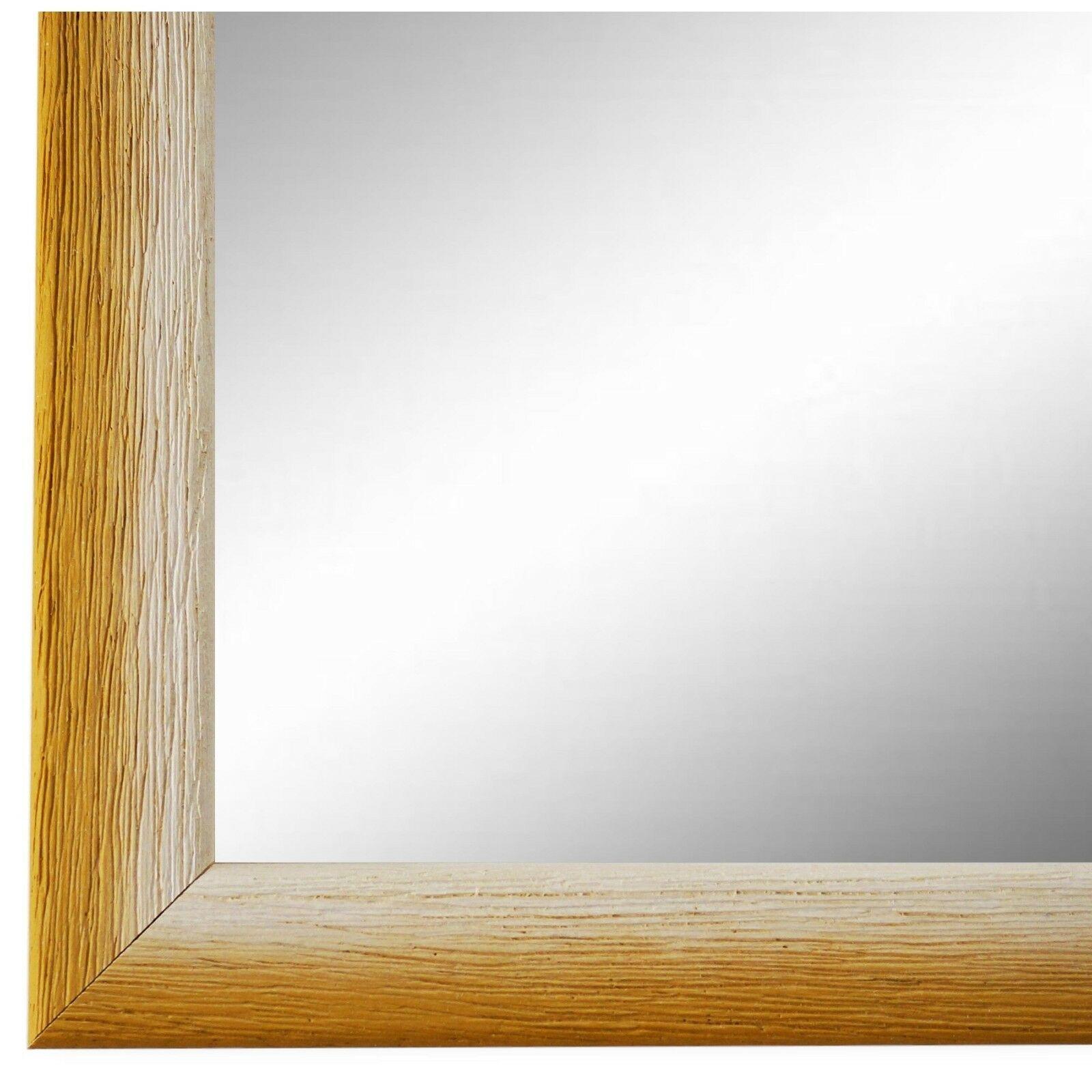 Wandspiegel Spiegel Gelb Weiss Retro Vintage Holz Pinerolo 2, 3 ...