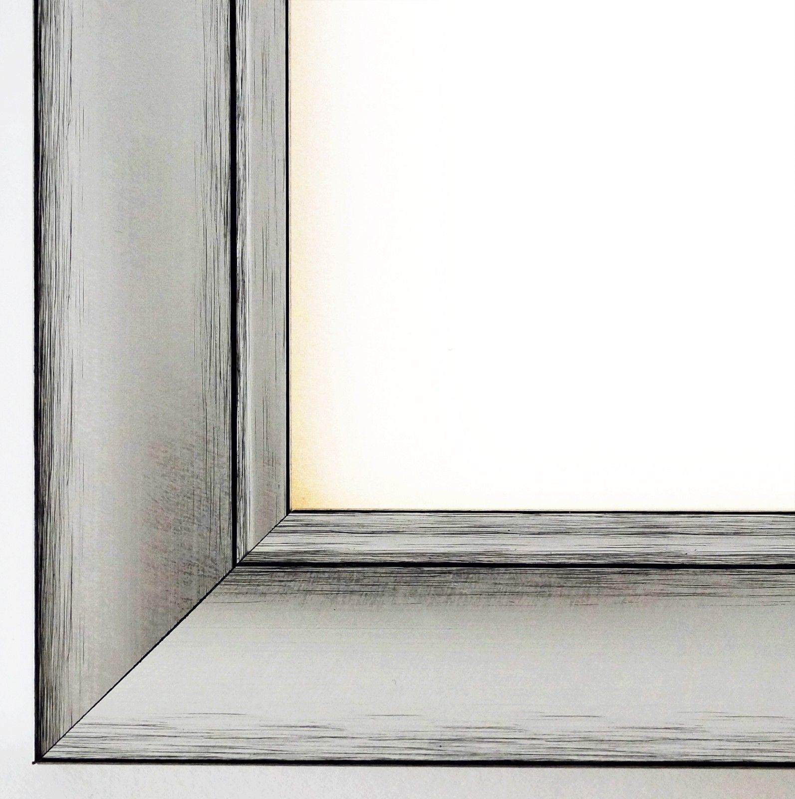 Bilderrahmen Silber Dortmund - 9x13 10x10 10x15 13x18 15x20 18x24 ...