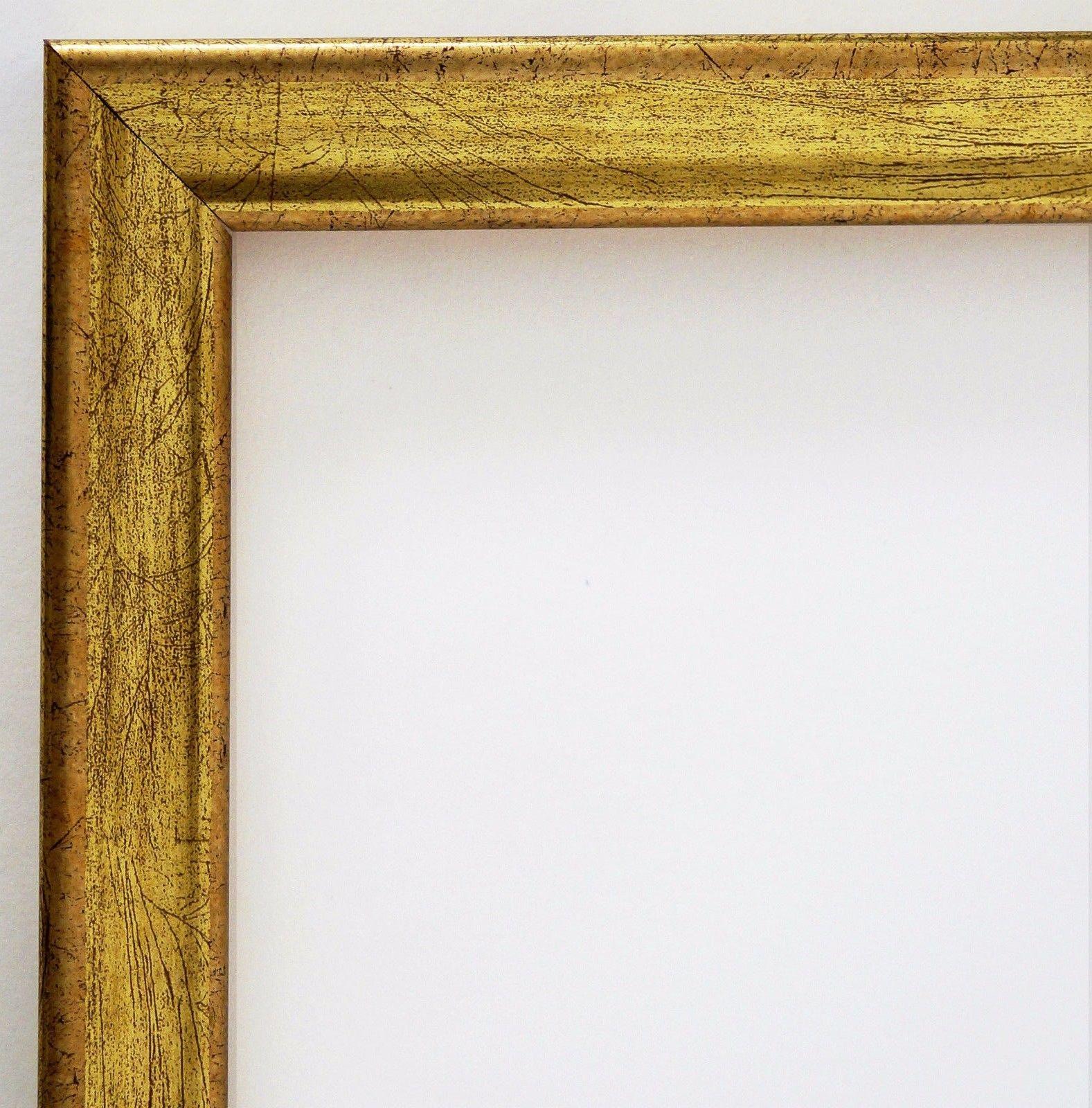 Bilderrahmen Gold Modern Antik Rahmen Holz Foto Shabby Kiel 2, 3 ...