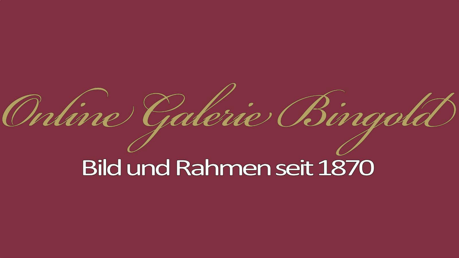 Bilderrahmen Siena Gelb Modern mit Passepartout in Schwarz 2, 0 ...