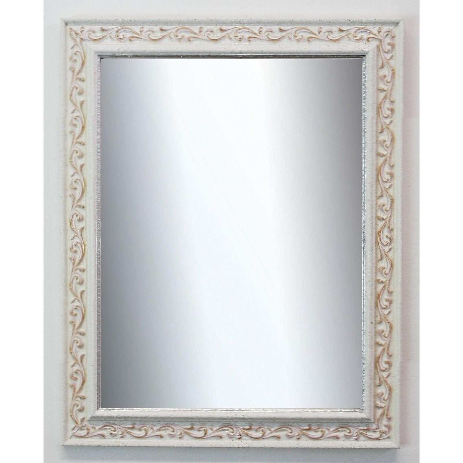 Spiegel Wandspiegel Badspiegel Flur Antik Barock Shabby Vintage ...