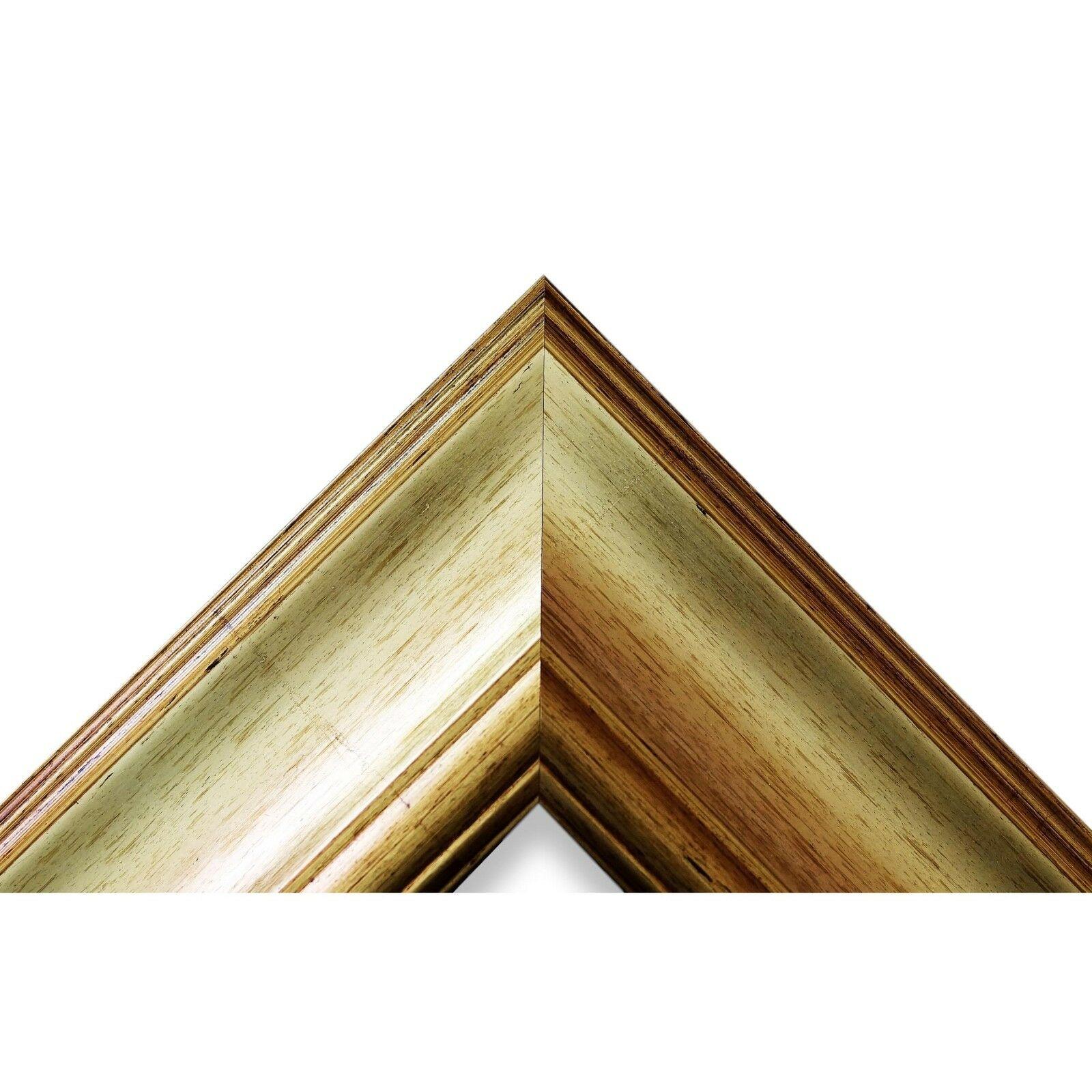 NEU alle Größen Wandspiegel Spiegel Braun Gold Klassisch Barock Acta 6,7