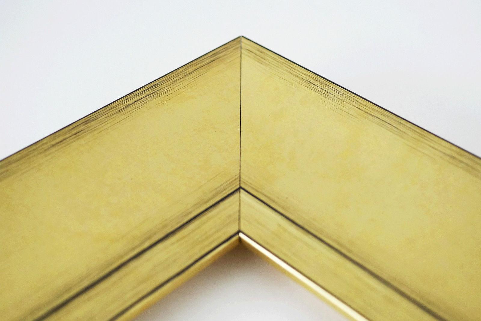 spiegel wandspiegel bad flur garderobe modern shabby bochum gold 6 9 alle gr en kaufen bei. Black Bedroom Furniture Sets. Home Design Ideas