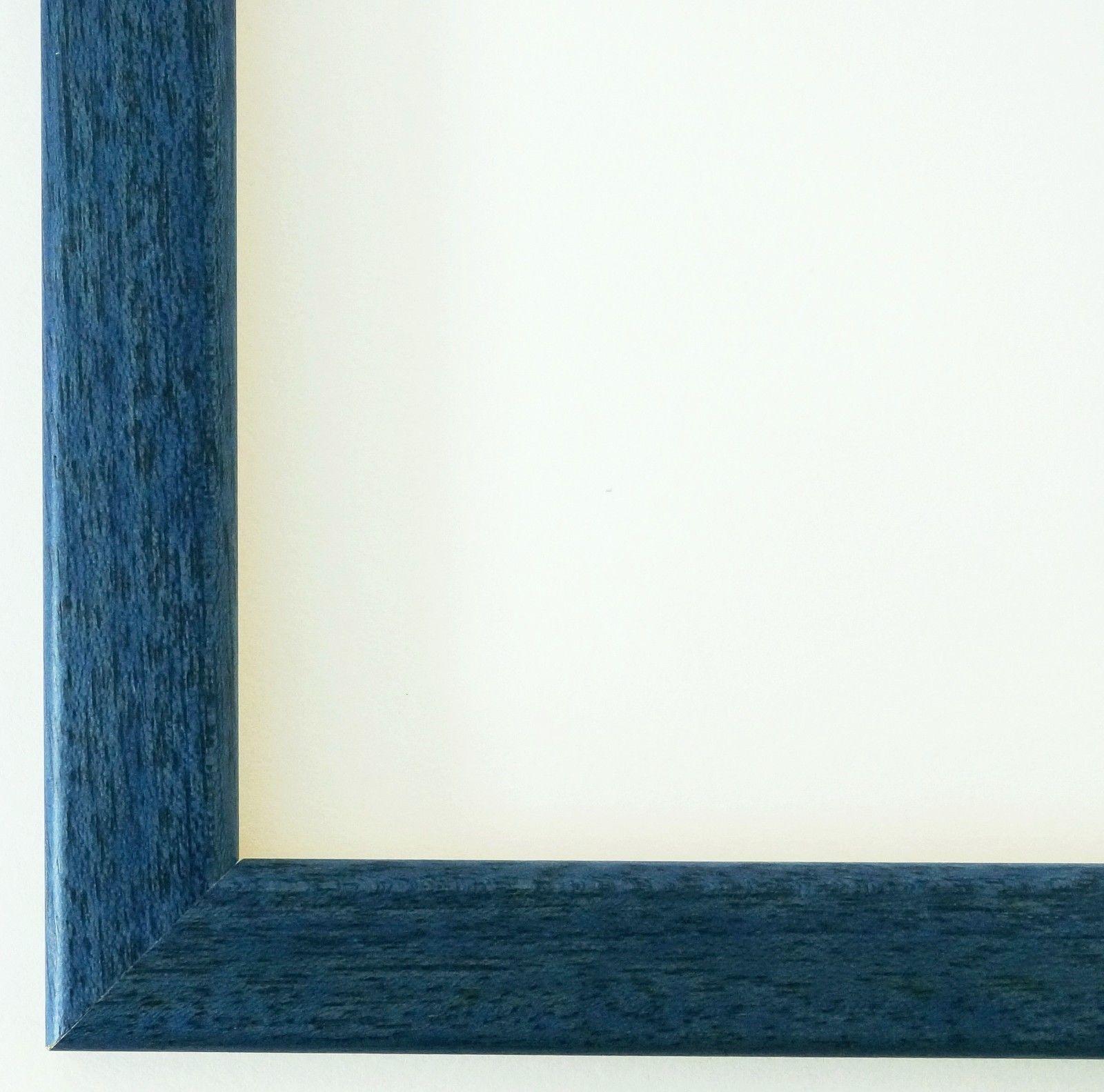 Bilderrahmen Blau Hannover 2, 4 - 9x13 10x10 10x15 13x18 15x20 18x24 ...