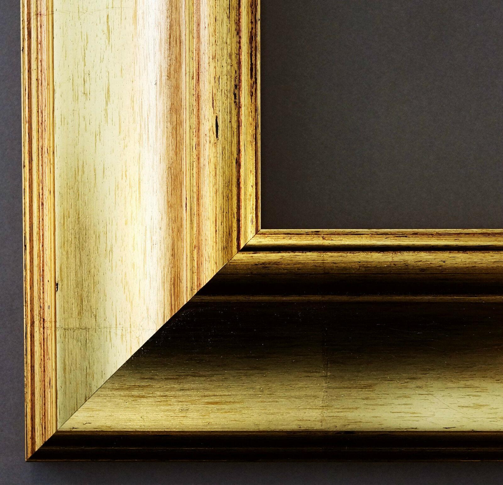Bilderrahmen Gold Antik Barock Fotorahmen Urkunden Rahmen Holz ...
