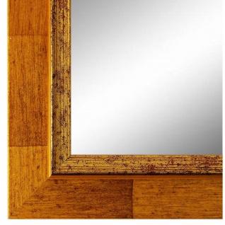 Spiegel Wandspiegel hell Braun Modern Holz Catanzaro 3, 9 - NEU alle Größen