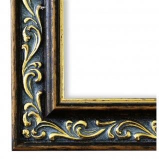 Bilderrahmen Braun Gold Klassisch Retro Holz Verona 4, 4 - NEU alle Größen