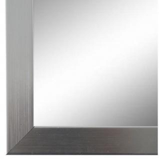 Badspiegel Spiegel Silber geschliffen Modern Holz Amalfi 2, 5 - NEU alle Größen