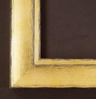 Bilderrahmen Gold Antik Shabby Foto Urkunden Rahmen Landhaus Vintage Corona 4, 2