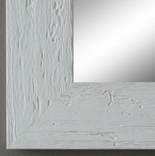 Wandspiegel Hochformat Querformat Capri Rustikal Weiss 5, 8 - NEU alle Größen