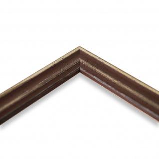 Wandspiegel Spiegel Braun Antik Shabby Holz Cosenza 1, 9 - NEU alle Größen - Vorschau 4