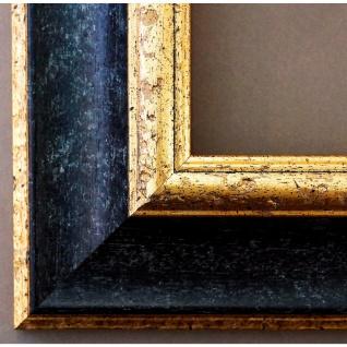 Bilderrahmen Rahmen Fotorahmen Antik Barock Vintage Acta Schwarz Gold 6, 8