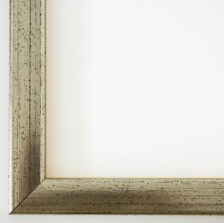 Bilderrahmen Silber Modern Shabby Rahmen Holz Art Deco Hannover Silber 2, 4