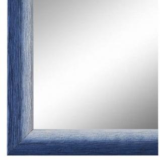 Wandspiegel Spiegel Blau Weiss Retro Vintage Holz Pinerolo 2, 3 - NEU alle Größen