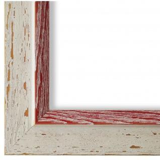 NEU Spiegel Wandspiegel Flur Garderobe dunkel Beige Retro Holz Catanzaro 3,9