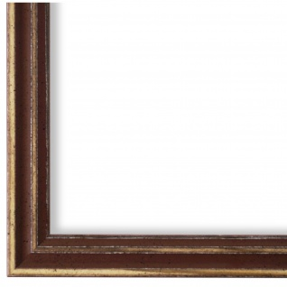 Bilderrahmen Braun Antik Shabby Holz Cosenza 2, 0 - 40x60 50x50 50x60 60x60