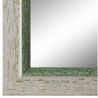Spiegel Wandspiegel Beige Grün Modern Holz Catanzaro 3, 9 - NEU alle Größen