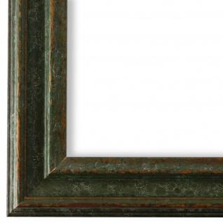 Bilderrahmen Grün Holz Forli 3, 7 - DIN A2 - DIN A3 - DIN A4 - DIN A5