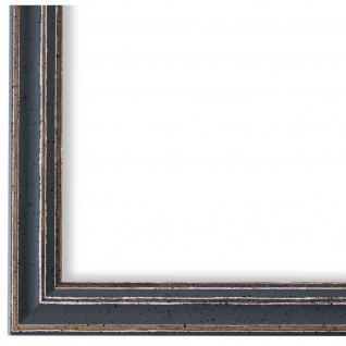 Bilderrahmen Grau Antik Shabby Holz Cosenza 2, 0 - NEU alle Größen