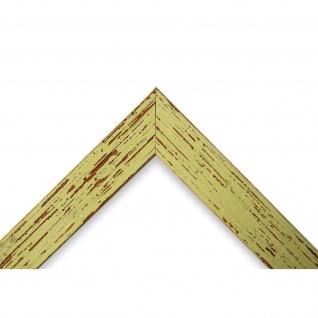 Bilderrahmen Grün Antik Vintage Holz Cremona 3, 0 - NEU alle Größen - Vorschau 3