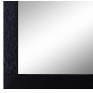 Wandspiegel Spiegel Schwarz Struktur Modern Holz Como 2, 0 - NEU alle Größen