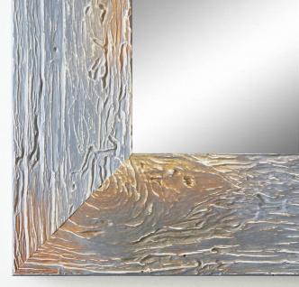 Spiegel Wandspiegel Badspiegel Flur Shabby Chic Landhaus Capri Grau 5, 8