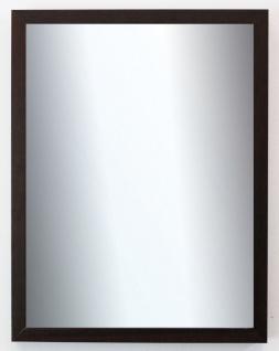 Spiegel Wandspiegel Badspiegel Flur Garderobe Modern Como Braun Struktur 2, 0