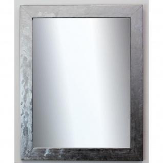Wandspiegel Silber Lecce Modern 3, 9 - NEU alle Größen