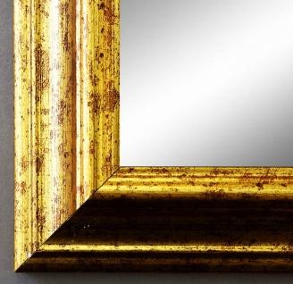 Spiegel Wandspiegel Badspiegel Flurspiegel Garderobe Antik Barock Bari Gold 4, 2