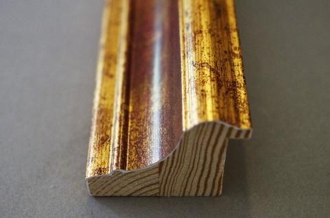 Badspiegel Rot Gold Bari Antik Barock 4, 2 - NEU alle Größen - Vorschau 4