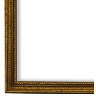 Bilderrahmen Gold Barok Holz Empoli 1, 5 - DIN A2 - DIN A3 - DIN A4 - DIN A5