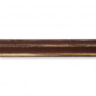 Wandspiegel Spiegel Braun Antik Shabby Holz Cosenza 1, 9 - NEU alle Größen - Vorschau 2