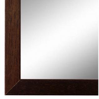Wandspiegel Spiegel Braun Struktur Modern Holz Como 2, 0 - NEU alle Größen