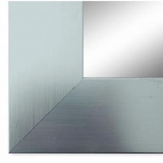 Wandspiegel Spiegel Silber Vintage Retro Holz Novara 7, 0 - NEU alle Größen