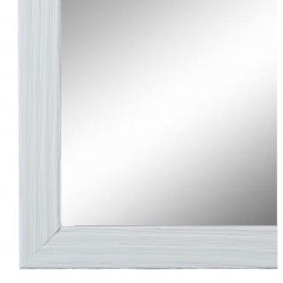 Wandspiegel Spiegel Weiss Retro Modern Holz Siena 2, 0 - NEU alle Größen