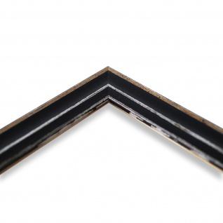 Wandspiegel Spiegel Schwarz Antik Shabby Holz Cosenza 1, 9 - NEU alle Größen - Vorschau 4