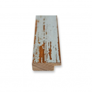 Bilderrahmen Türkis Antik Holz Cremona 3, 0 - Din A2 - Din A3 - Din A4 - Din A5 - Vorschau 5
