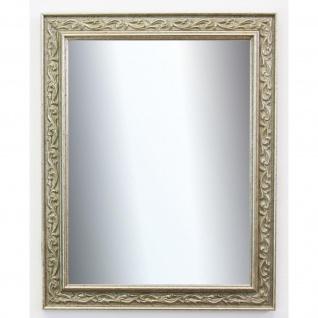 Badspiegel Silber Verona Antik Barock Vintage 4, 4 - NEU alle Größen