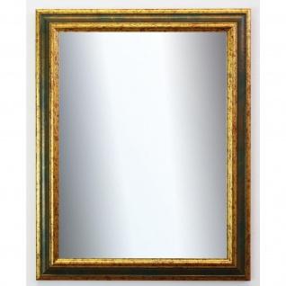 Ganzkörperspiegel Grün Gold Bari Antik Barock 4, 2 - NEU alle Größen